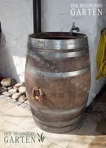 Weinfass Als Regentonne : 23 besten regenfass bilder auf pinterest regentonne gartenideen und g rtnern ~ Orissabook.com Haus und Dekorationen