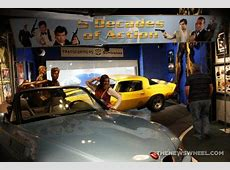 Gatlinburg's Hollywood Star Cars Museum Review & Visitor