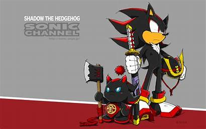 Shadow Hedgehog Sonic Channel Chao Wallpapers Kid