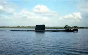 Oberon Class Submarine