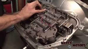 42rh    A500 Transmission Rebuild  Part 6