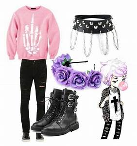 35 best Pastel Goth images on Pinterest | Pastel goth Suspenders and T shirts