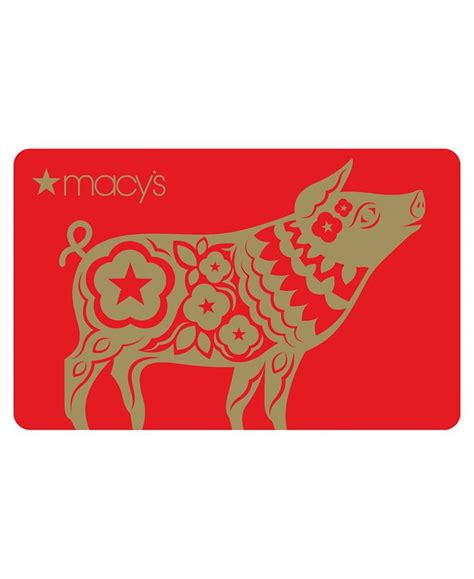 You'll receive your rewards in the form of a macy's gift card. Macy's Lunar NY 2019 E-Gift Card & Reviews - Gift Cards - Macy's