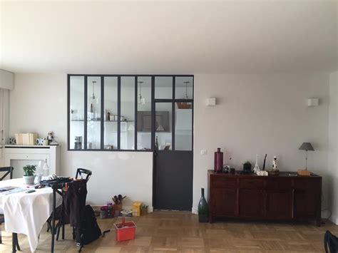 cuisine vitr馥 atelier cloison vitrée type atelier cloison vitree type atelier cloison type atelier pas cher d licieux cloison vitree interieure bois 7 verriere