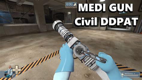 medi gun civil ddpat team fortress 2 skin mods