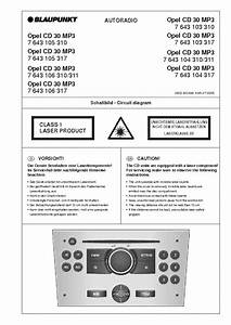 Blaupunkt Cd30 Mp3 Opel Service Manual Download