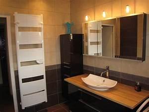 Tablette Pour Salle De Bain : stunning salle de bain tablette pour vasque photos awesome interior home satellite ~ Melissatoandfro.com Idées de Décoration