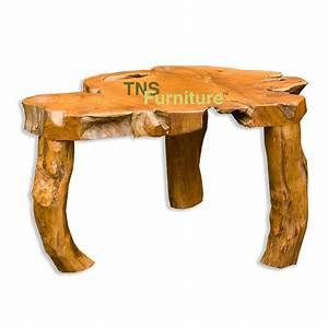 tns furniture teak root coffee table With teak wood root coffee table
