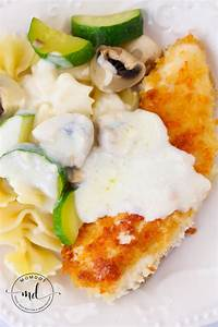 Copycat Olive Garden Parmesan Crusted Chicken.... : MomDot ...