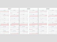 Calendrier 2019 belgique 2019 2018 Calendar Printable