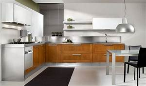 Beautiful Cucine Moderne Color Ciliegio Photos Design Ideas 2017 ...