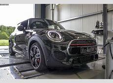 MaxiTuner MINI John Cooper Works F56Tuning bringt 260 PS