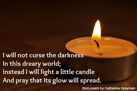 Gedicht Kerze Licht by Candle Lighting Poems