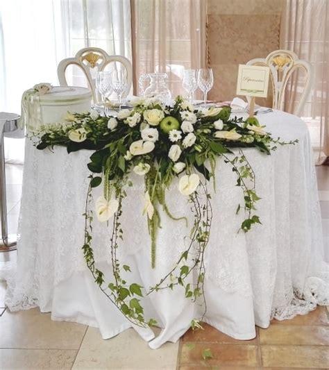 Decorazione Tavolo Matrimonio by Decorazione Tavolo Sposi Di My Garden Foto 11