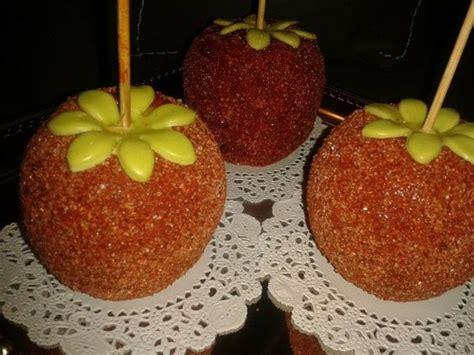 Manzanas Con Tamarindo Y Chile Manzanas Decoradas