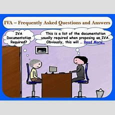 Iva  Frequently Asked Questions And Answers