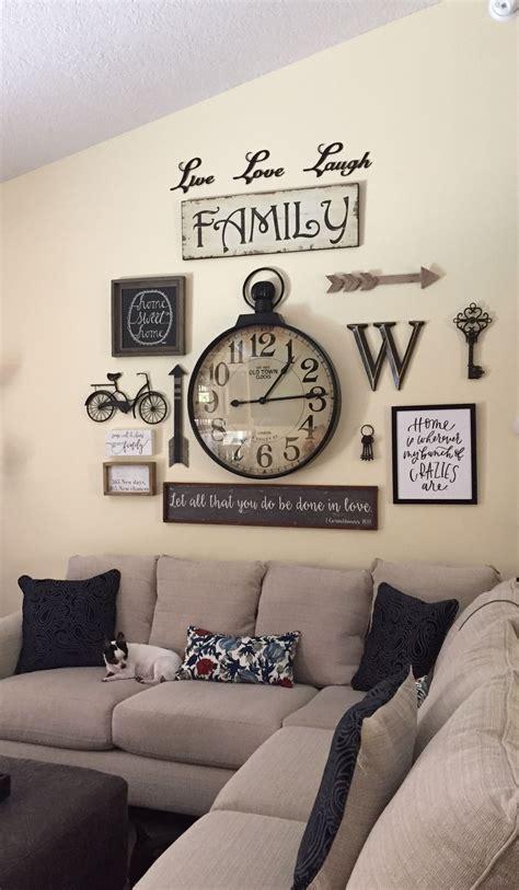 Wohnzimmer Design Wandgestaltung by 50 Best Farmhouse Wall Decor Ideas And Designs You Ll