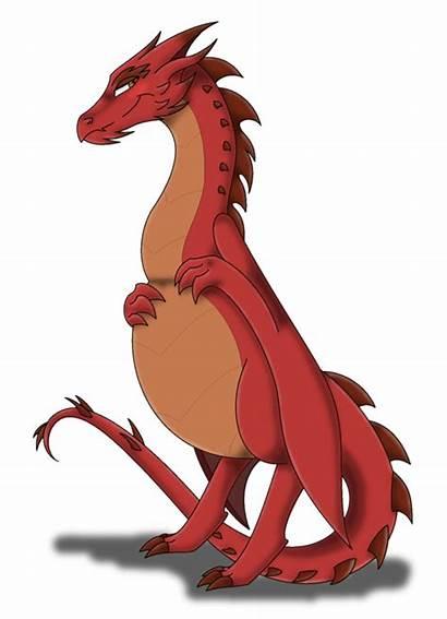 Smaug Dragon Drawing Mpreg Clipart Deviantart Tolkien