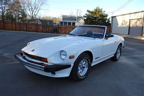Custom Datsun 280z by 1978 Datsun 280z Custom Roadster For Sale 83389 Mcg