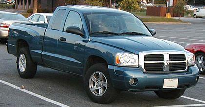 chrysler recalls model year  dodge dakota pickup trucks