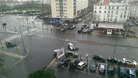 exclu les images d une arrestation porte de vincennes