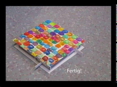 geschenke basteln mit kindern der streichholzschachtelhalter youtube
