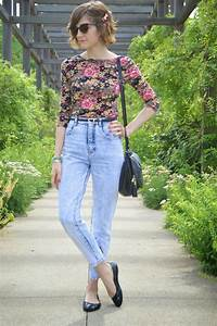 20 Style Tips On How To Wear Mom Jeans - Gurl.com | Gurl.com