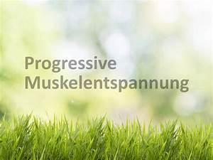 Therapie: Progressive Muskelentspannung Heilpraxis für