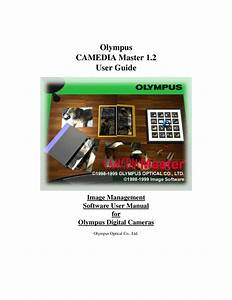 Download Free Pdf For Olympus Camedia C