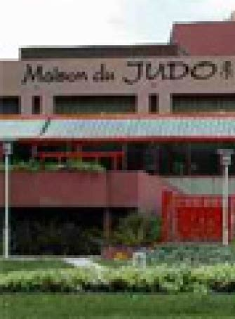 olympic lyon maison du judo complexes sportifs lyon