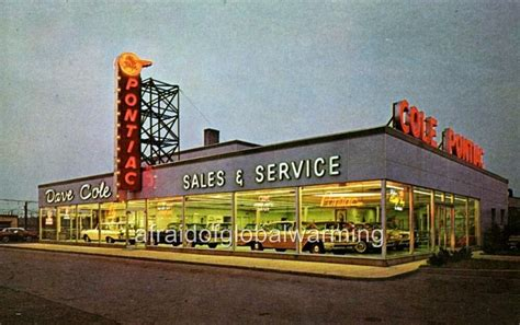 Buick Dealerships In Nj by Photo 1950s Camden New Jersey Dave Cole Pontiac Auto