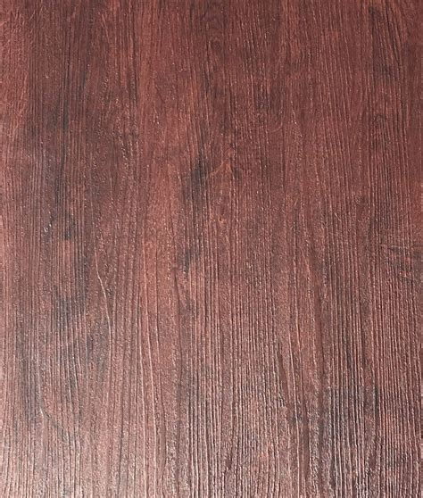 WATERPROOF Luxury Vinyl Plank Flooring Handscraped Wood