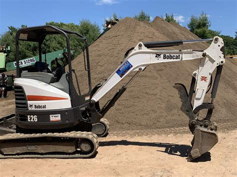 mini excavator rental ct arnolds equipment rentals