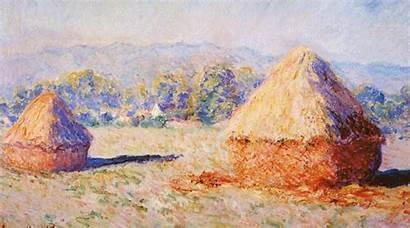 Monet Animation Claude Paintings Sequential Featured Giphy