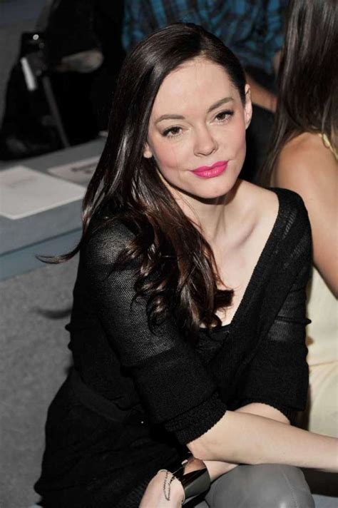 People: Rose McGowan