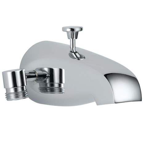 Delta 5 In Hand Shower Diverter Spout In Chromerp3914