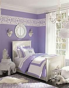 best 25 light purple bedrooms ideas on pinterest light With dark purple bedroom for girls