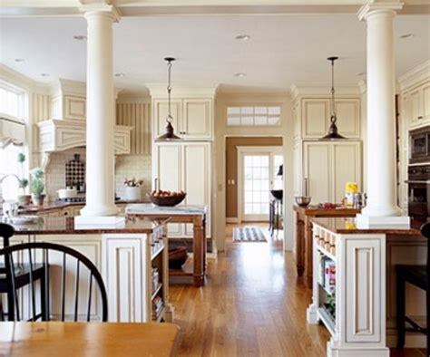 Galley Kitchen With Island Floor Plans - plans for open kitchens conversion and redevelopment interior design ideas avso org