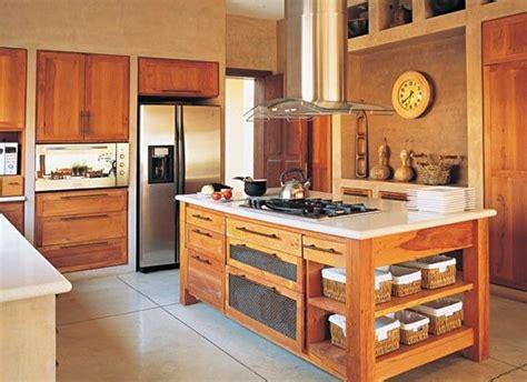 cocinas decoracion de cocina decoracion de cocina moderna cocina madera