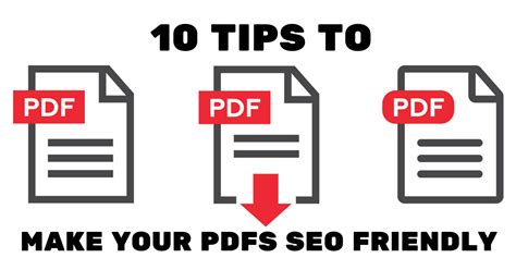 Tips Make Your Pdfs Seo Friendly