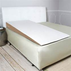 avana superslant length acid reflux bed wedge pillow with bamboo cover ebay