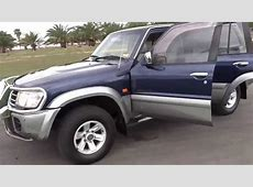 2003 Nissan Patrol TI LPG GAS Brisbane For Sale Used 4x4