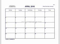 NoFrills Calendar's Most Popular Calendars in Print Preview