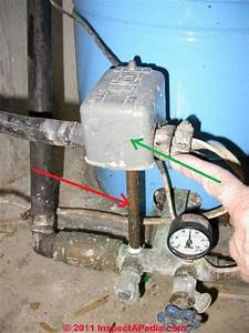 How To Install Or Replace A Water Pump Pressure Control