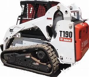 Bobcat T190 Compact Track Loader Factory Service  U0026 Shop