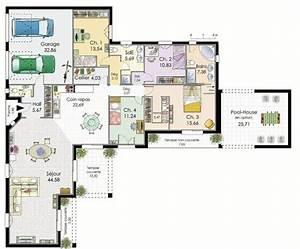 21 best images about plan maison on pinterest impression With construire sa maison 3d 2 maison bioclimatique 1 detail du plan de maison
