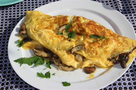 cuisine cepes l 39 omelette aux cèpes