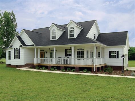 Callaway Farm Country Home Plan 016d-0049