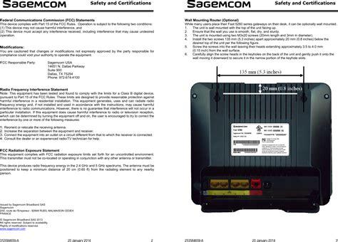 Sagemcom Fast 5260 Dyndns