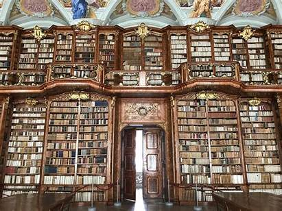 Monastic Libraries Aleteia Library Most Slideshow Monastery